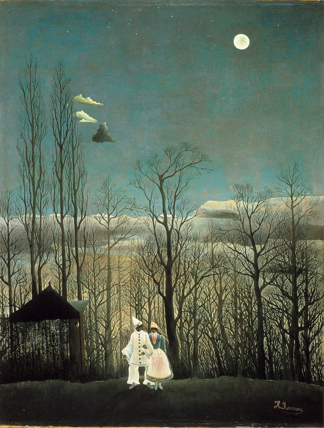 Rousseau, Carnival Evening